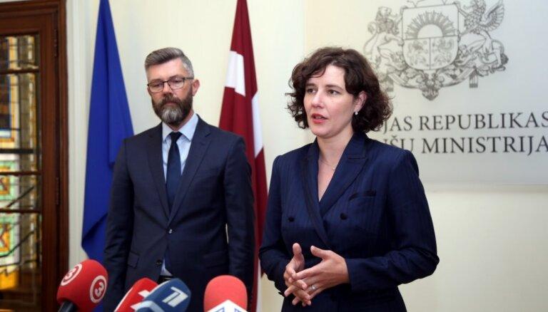 Reizniece-Ozola virzīs Skujiņu apstiprināšanai VID ģenerāldirektora postenī