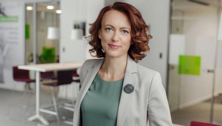 Personība biznesā: 'SEB bankas' valdes priekšsēdētāja Ieva Tetere