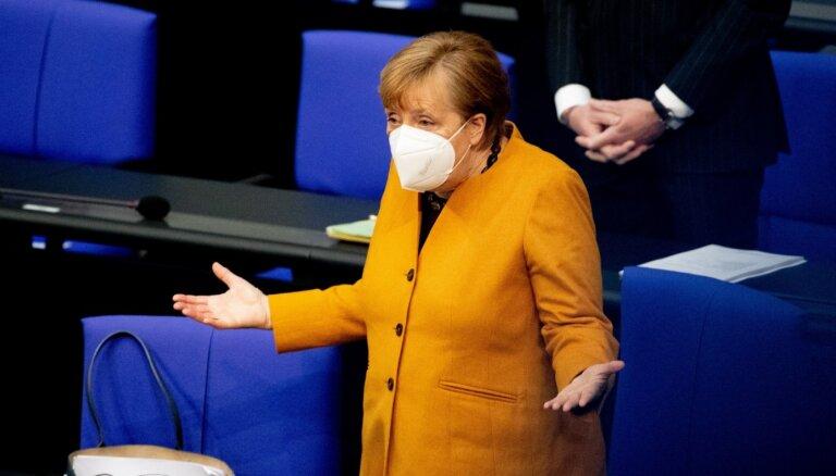 Меркель признала ошибочным и отменила решение об ограничениях на Пасху
