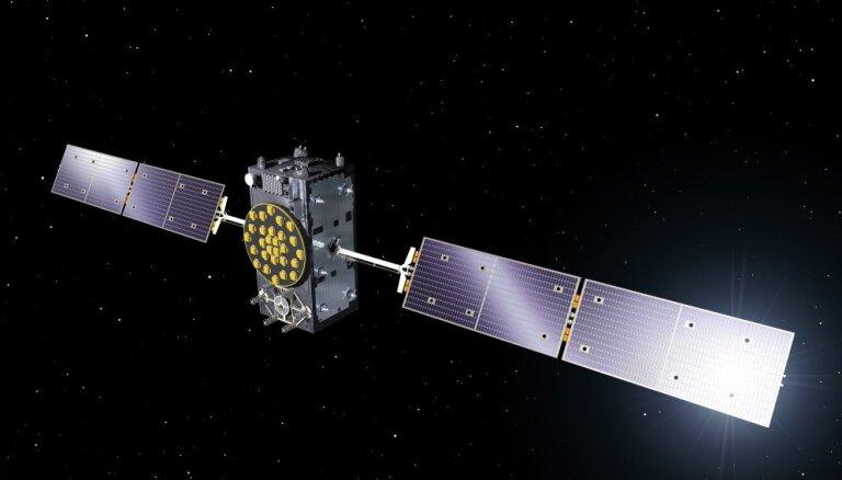 Eiropas satelītnavigācijas sistēma 'Galileo' iekuļas tehniskās likstās