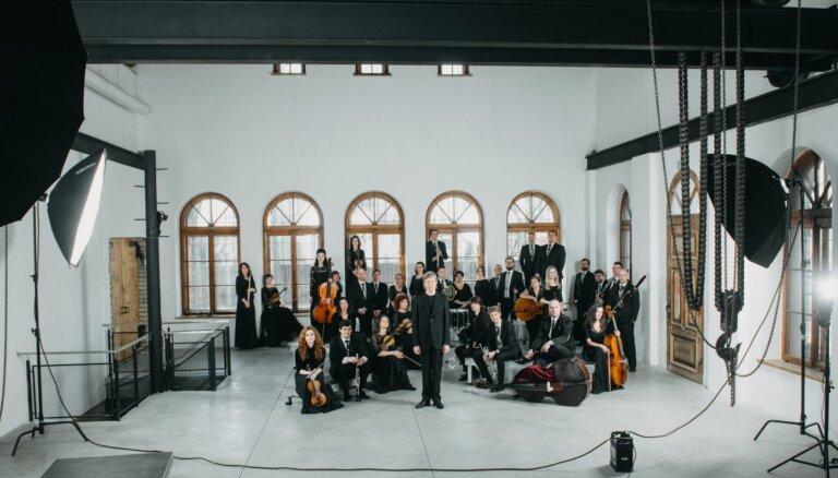 'Sinfonietta Rīga' un 'Zuzeum' aicina uz kamermūzikas vakariem mākslas centra izstāžu zālē