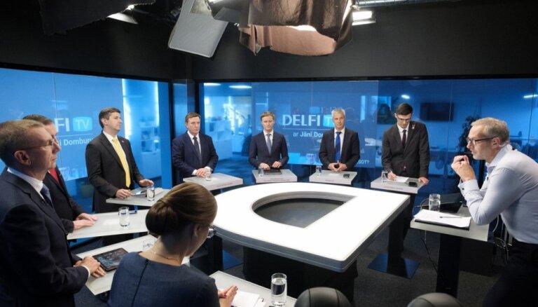 Jauns Eiropas līgums un veto kā kodolierocis – deputātu kandidāti par ārpolitiku. Pilns ieraksts