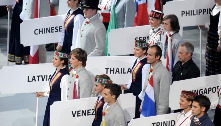 Pasaules koru olimpiāde Rīgā – interesanti fakti un skaitļi