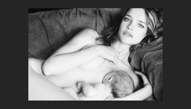 Новый звездный инста-тренд: кормление грудью стало модным