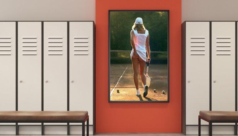 'Tenisa meitene'. Nejaušs kadrs, kas kļuva par kulta foto