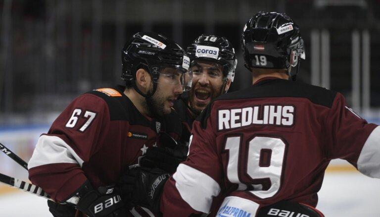 Rīgas 'Dinamo' neviesmīlīgajā Habarovskā aizvadīs tālāko izbraukuma spēli