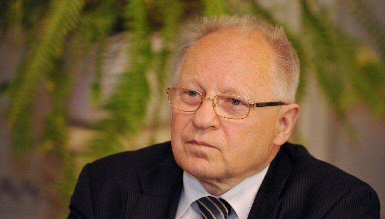 Страдыньш: Латвию покинула тысяча хороших ученых