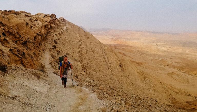 Жара, шакалы, Laima. Пешком по Израилю: личный опыт и советы путешественникам