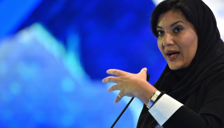 Саудовская Аравия впервые назначила женщину послом
