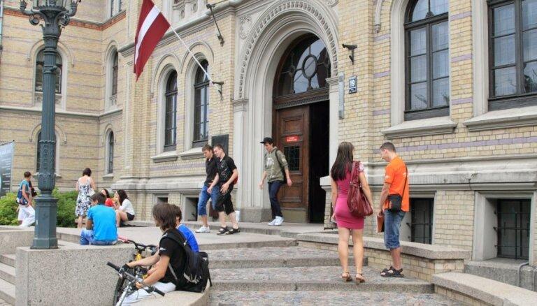 Šogad sasniegts pēdējos piecos gados lielākais studētgribētāju skaits