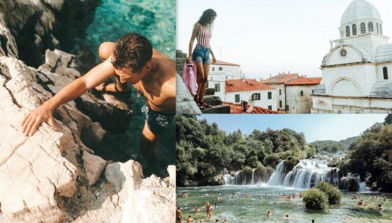 Ar busiņu pa Horvātiju: latviešu piesātinātais ceļojums saulainajā zemē