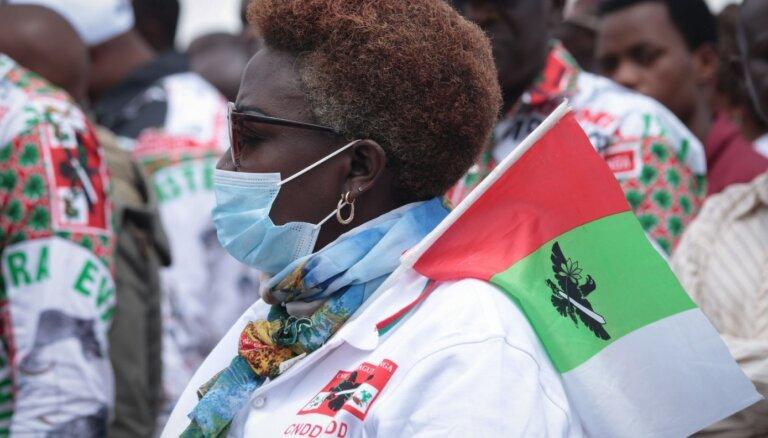 Burundi no valsts izraida PVO amatpersonu