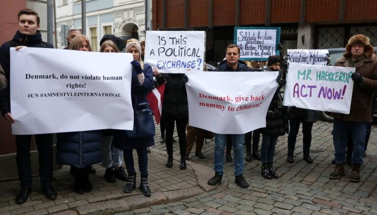 Дания отложила выдачу гражданки Латвии Кристины Мисане ЮАР