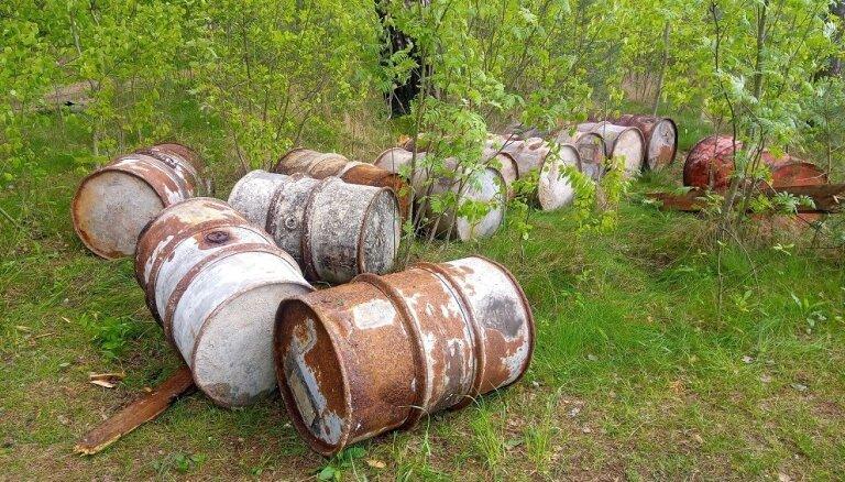 В Даугавпилсском крае удалось предотвратить масштабную утечку химикатов и задержать виновных