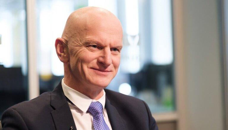 Уйдя из Сейма, Гайдис Берзиньш хочет издать учебник по неплатежеспособности