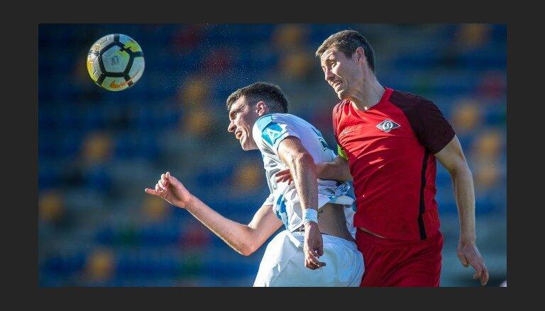 'Riga' futbolisti izcīna 12. uzvaru pēc kārtas virslīgas spēlēs