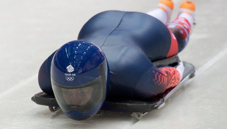 Divkārtējā olimpiskā čempione skeletonā Jarnolda noslēdz karjeru
