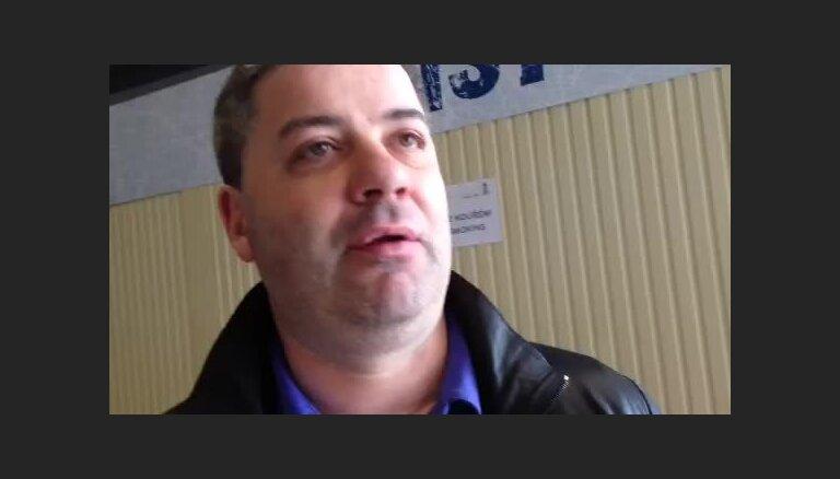 Video: Leonīds Tambijevs par Latvijas hokeja izlasi