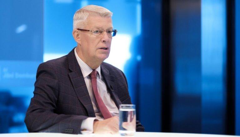 Šarmētājs Ušakovs un Lemberga rēgs — Zatlers 'diagnosticē' ievēlētās partijas