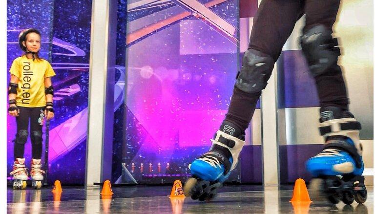 Игры, конкурсы, эстафеты. 1 июня в Риге состоится масштабный праздник роликового спорта