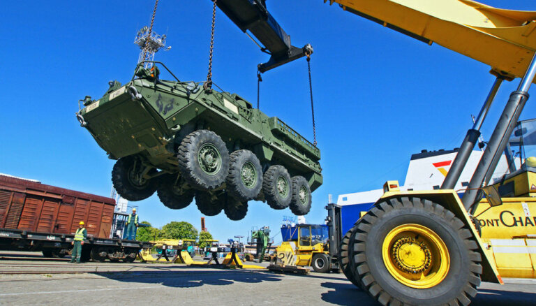 Pieci grandiozi NATO plāni, kuru izpilde jau sākusies