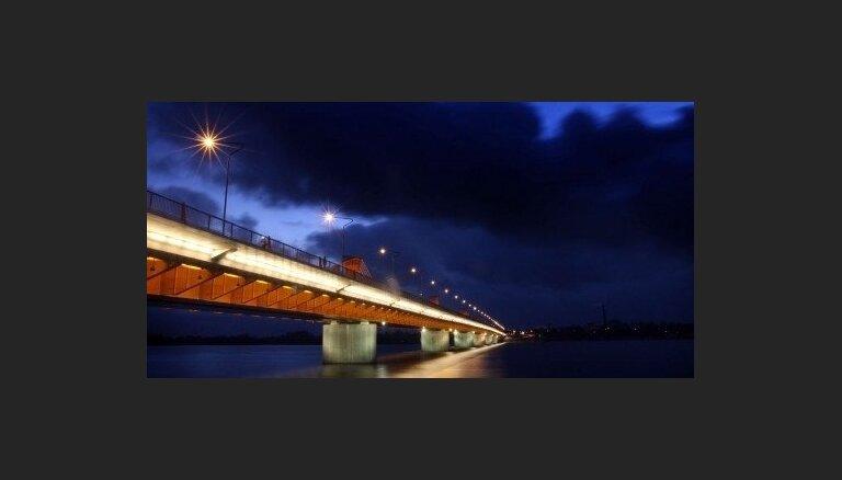 Рижская Дума обещает наказать Rīgas tilti