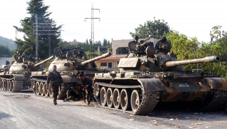 Эксперты спрогнозировали три варианта военной операции в Сирии