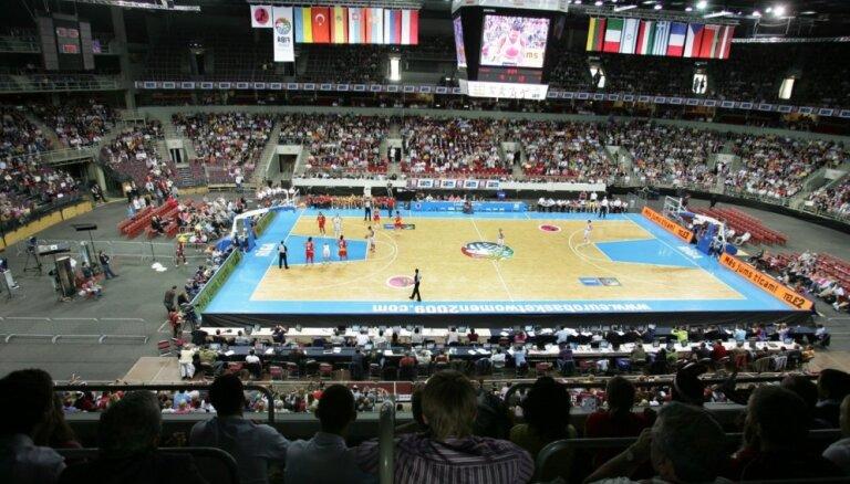 Latvijai 'EuroBasket 2025' rīkošanā konkurenci sastādīs Ungārija, Krievija un Ukraina