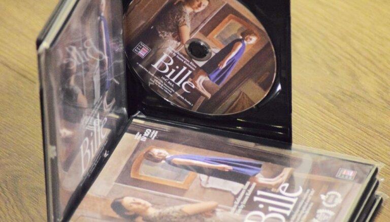 Simtgades spēlfilma 'Bille' izdota DVD formātā