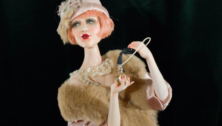 ФОТО. Музей моды приглашает на выставку уникальных авторских кукол