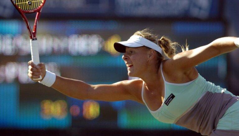 Dekmeijerei smags zaudējums 'Australian Open' dubultspēlēs