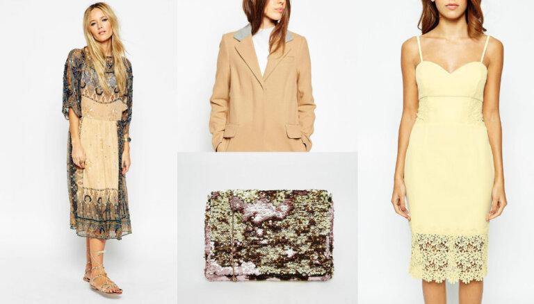 Modernākie apģērbi, aksesuāri un krāsas, kas 2016. būs visaktuālākās
