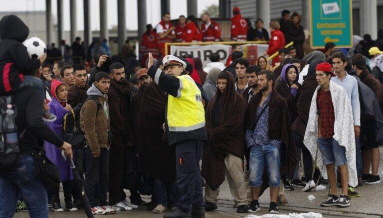 Германия вводит контроль на границе с Австрией