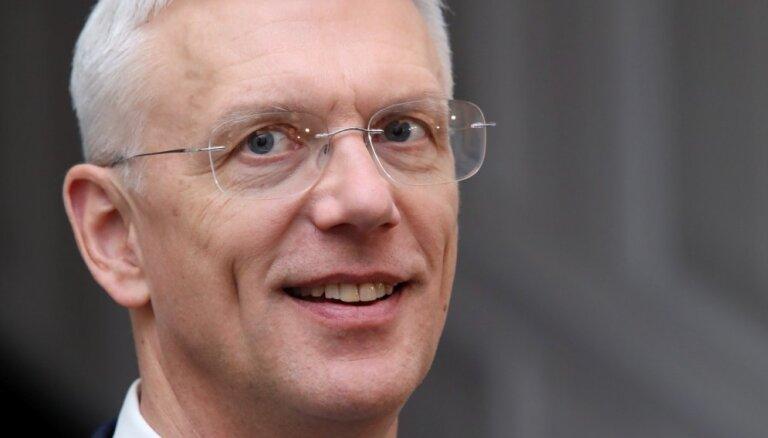 Кариньш пообещал, что его правительство будет прислушиваться к оппозиции