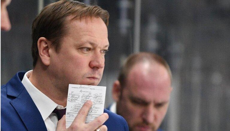 Skudra noraida baumas par 'Severstaļ' galvenā trenera amata pārņemšanu