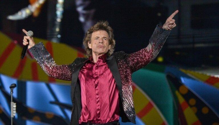 Leģendārā grupa 'The Rolling Stones' izziņo jauno albumu 'Blue and Lonesome'