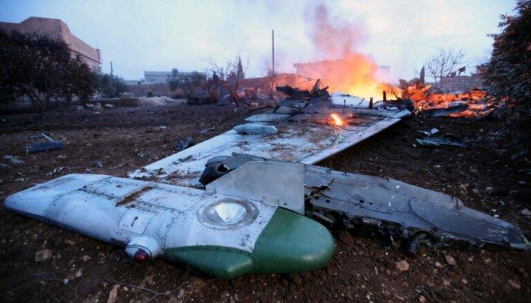Погибшего в Сирии летчика представили к званию героя России