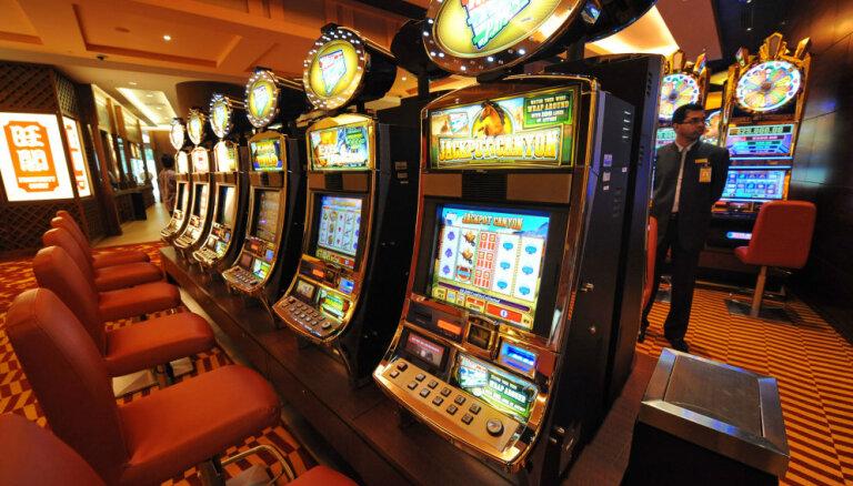 Saeima atsakās vērtēt būtisku azartspēļu ierobežošanu