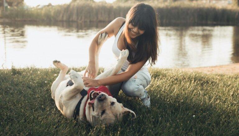 Āgenskalna tirgū norisināsies suņiem un viņu saimniekiem veltīts pasākums