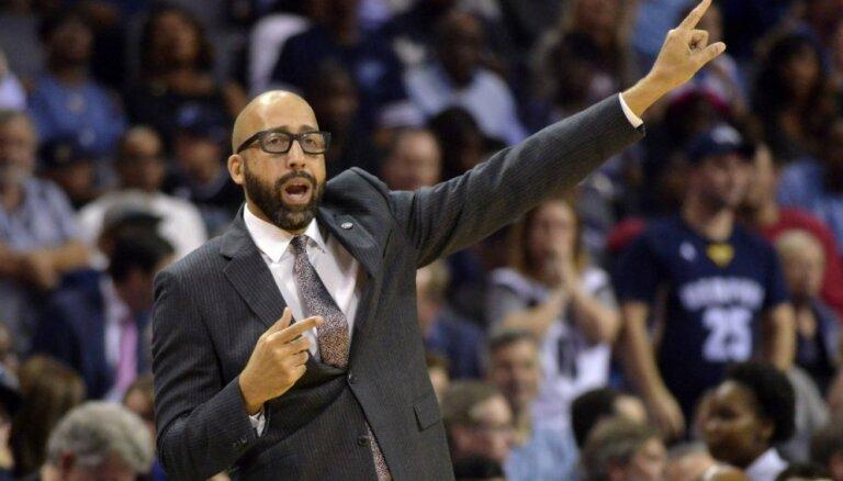 Fizdeils oficiāli kļuvis par 'Knicks' galveno treneri