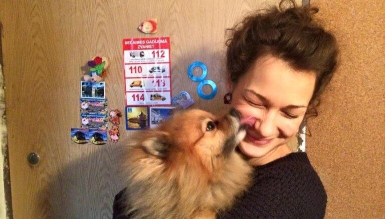 Skaistās aktrises Natālijas Smirnovas sirdī atradusies vieta ne tikai vīram, bet arī četriem īpašiem ķepaiņiem