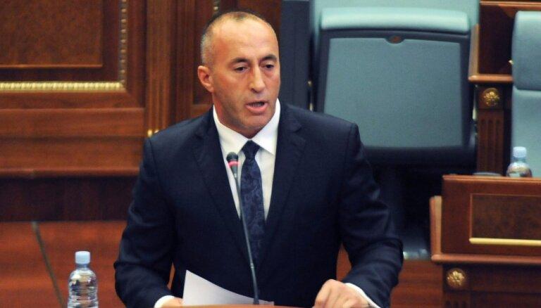 Kosovas sadalīšana var novest pie kara, pauž premjers