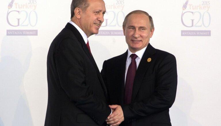 """Москва и Анкара вернулись к обсуждению """"Турецкого потока"""""""