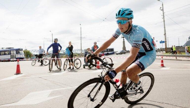 Māris Bogdanovičs karjeru turpinās kontinentālajā velokomandā 'Interpro Cycling academy'