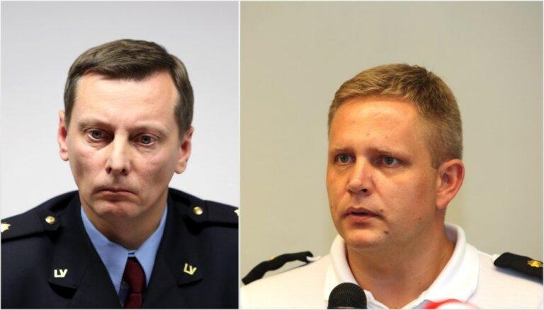 Valsts policijā notiks augsta līmeņa amatpersonu rotācija