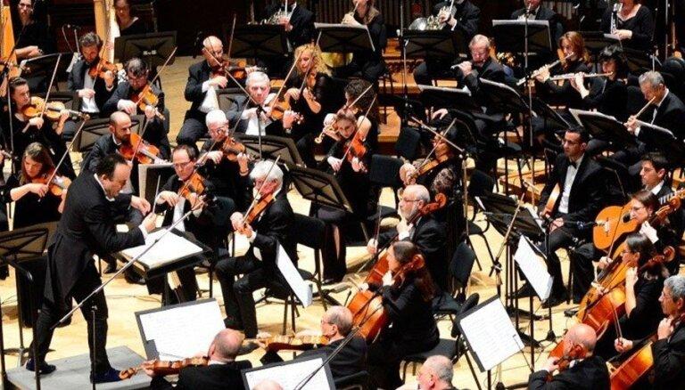 'Rīgas festivāla' īpašais viesis – Jeruzalemes simfoniskais orķestris