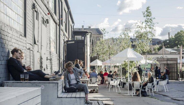Tallinas ielas kvartālā turpināsies 'Laikmetīgās trešdienas'