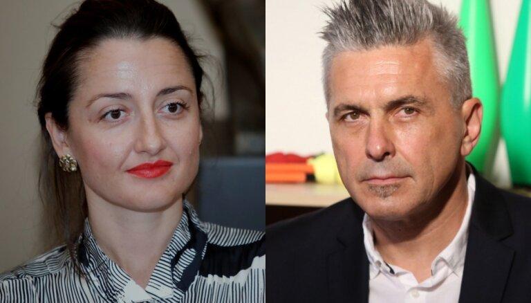 Izjukusi režisores Lauras Grozas un Mārtiņa Ķibera laulība