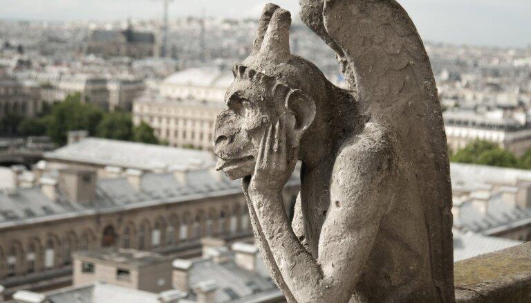 Parīzes Dievmātes katedrāles atjaunošanai solīto 850 miljonu vietā saņemti vien 80