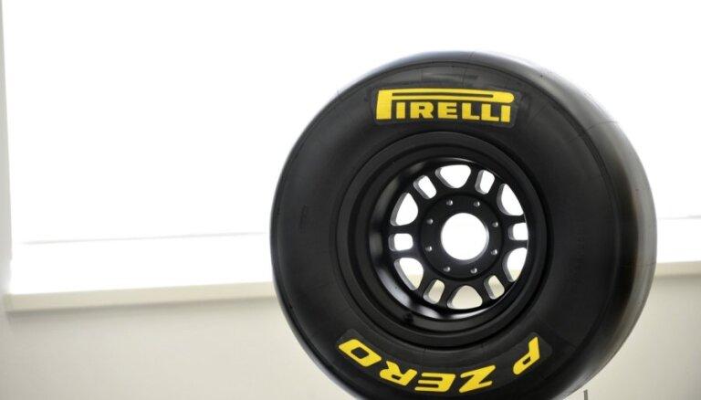 'Pirelli' joprojām pēta Hamlitona riepu problēmas